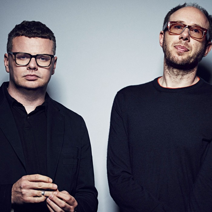 Chemical Brothers «Come with us»